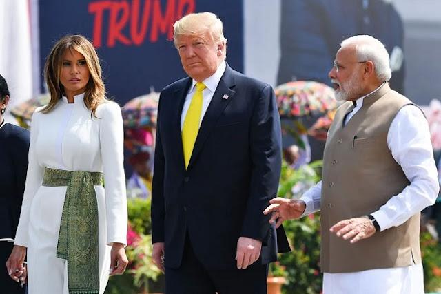 'अमेरिका और भारत कट्टरपंथी इस्लामी आतंकवाद से अपने नागरिकों की रक्षा के लिए एकजुट'