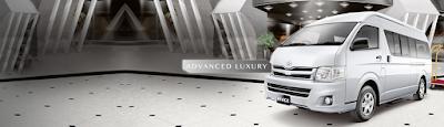 Keunggulan Toyota Hiace Commuter Luxury