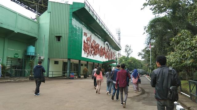 stadion siliwangi ngaleut sepak bola