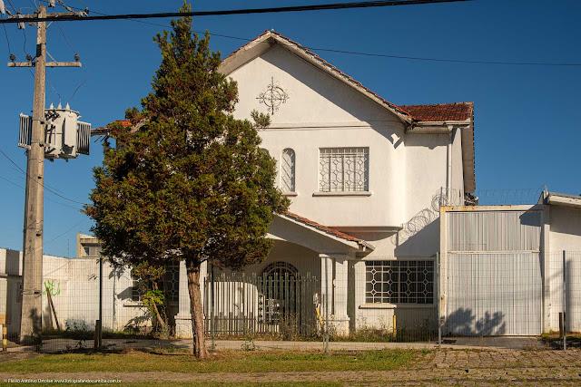 Casa na Rua Dias da Rocha Filho, Curitiba - fachada