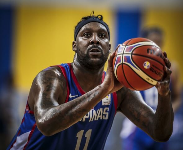 Andray Blatche's 40-point game helped Gilas Pilipinas beat Kazakhstan
