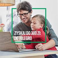 Zgarnij 300 zł do Allegro