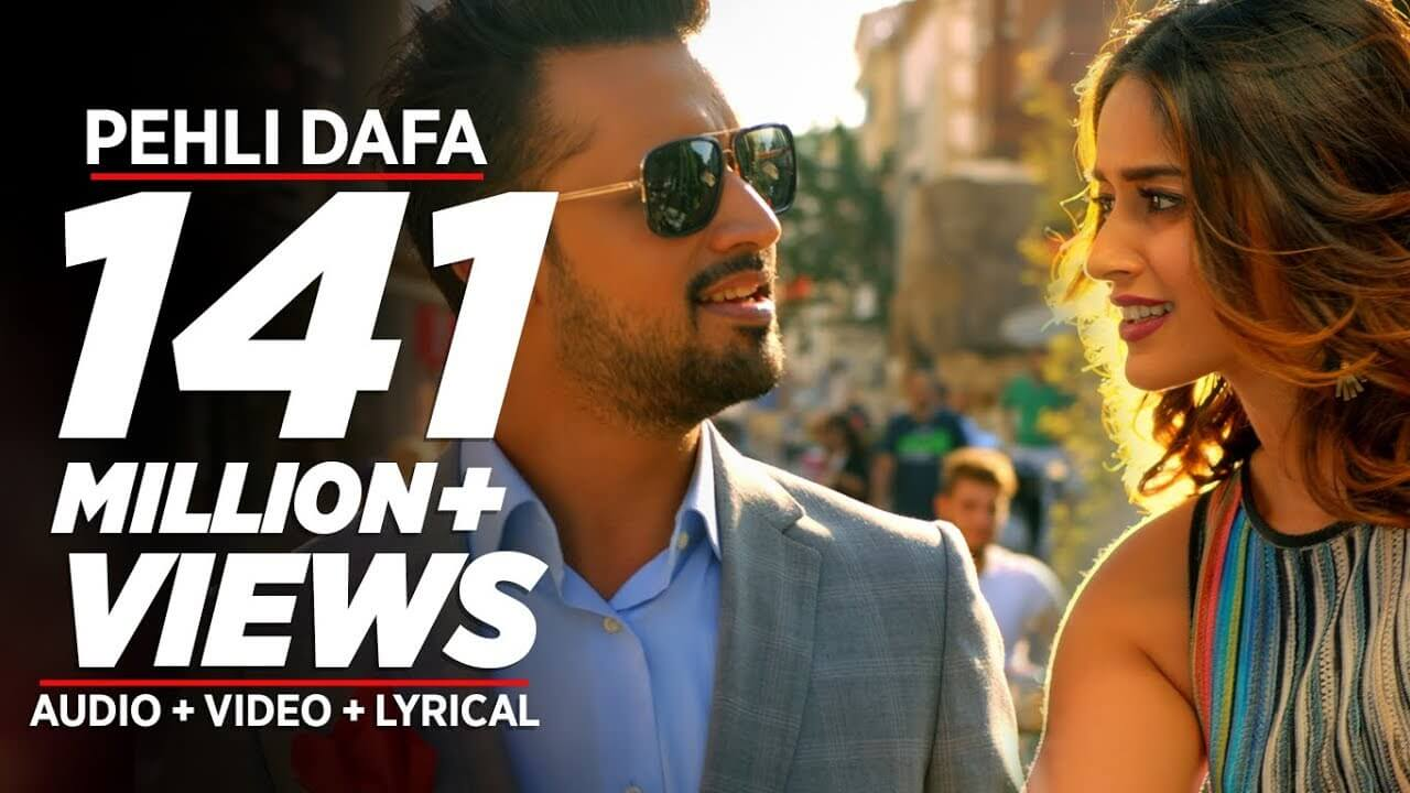 Pehli Dafa lyrics in Hindi