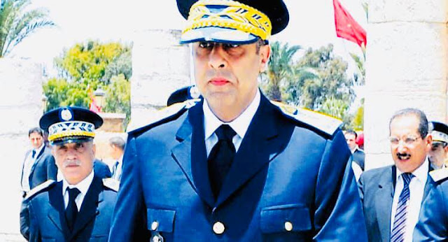 مديرية الحموشي توقف 4 أشخاص من بينهم ضابط شرطة يشتغل بـDST بطنجة لإرتباطهم بشبكات الإتجار الدولي في المخدرات✍️👇👇👇