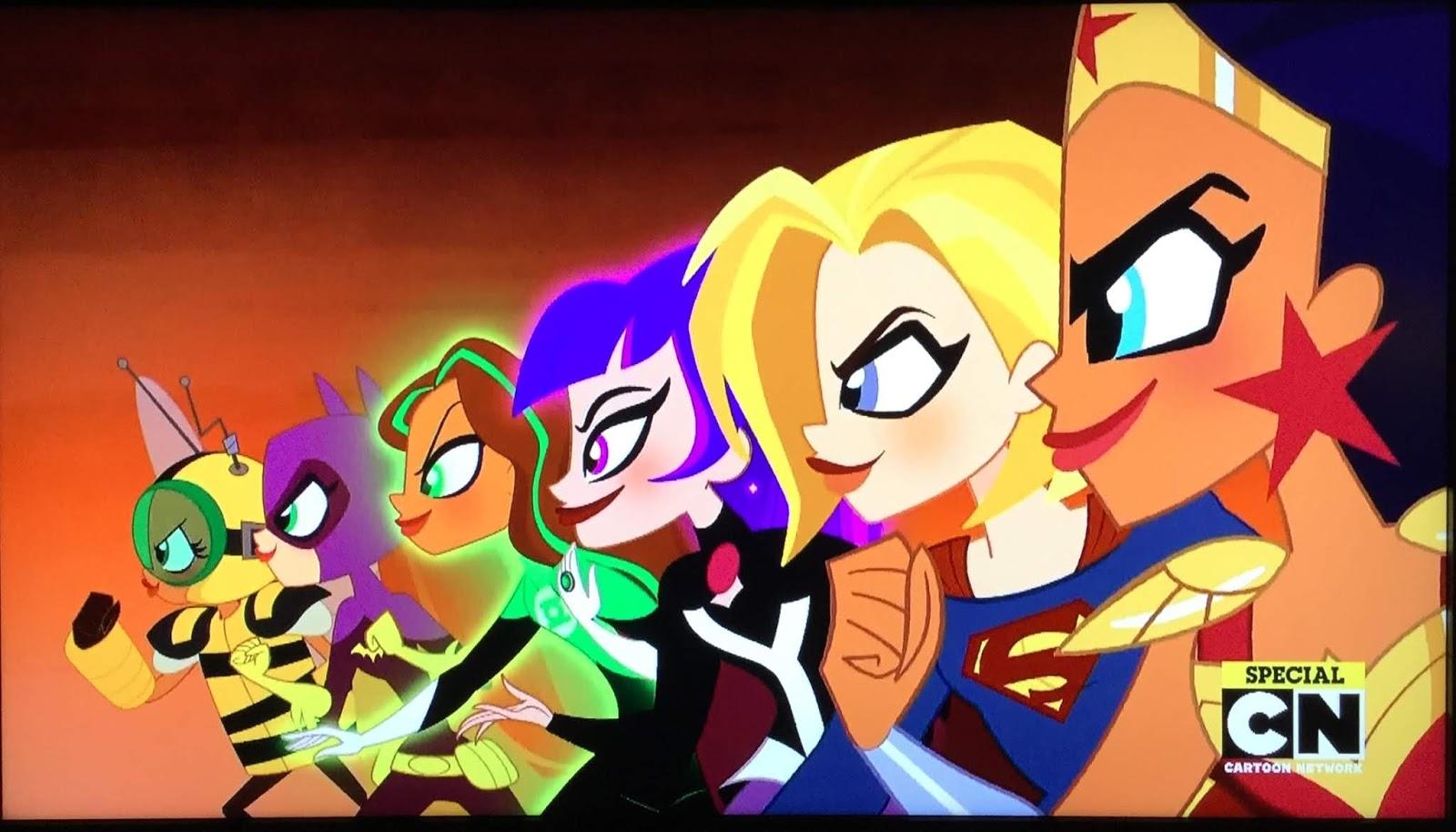 Supergirl Comic Box Commentary Dc Superhero Girls Premiere