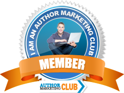 Author Marketing Club Badge