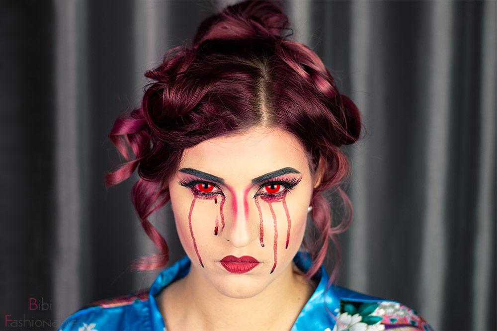 bloody Geisha Titelbild