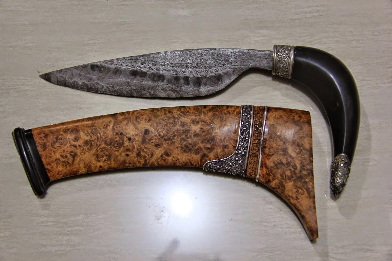 Sejarah Senjata Tradisional Badik Dan Jenisnya Bugis Makassar