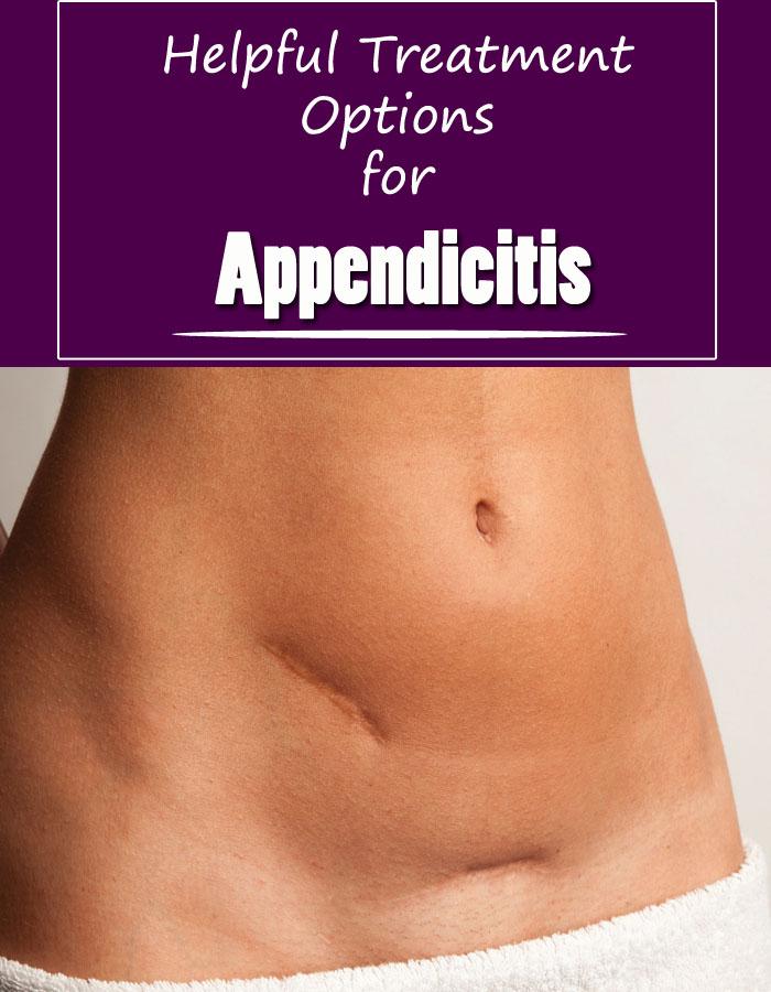 Helpful Treatment Options for Appendicitis