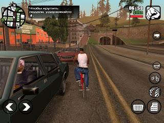 تحميل و تثبيت لعبة GTA San Andreas لل iPhone و iPad و iPod