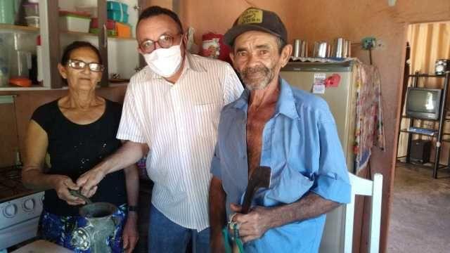 Vereador Zé Gonçalves defende corte de terras imediatamente dos agricultores de Patos