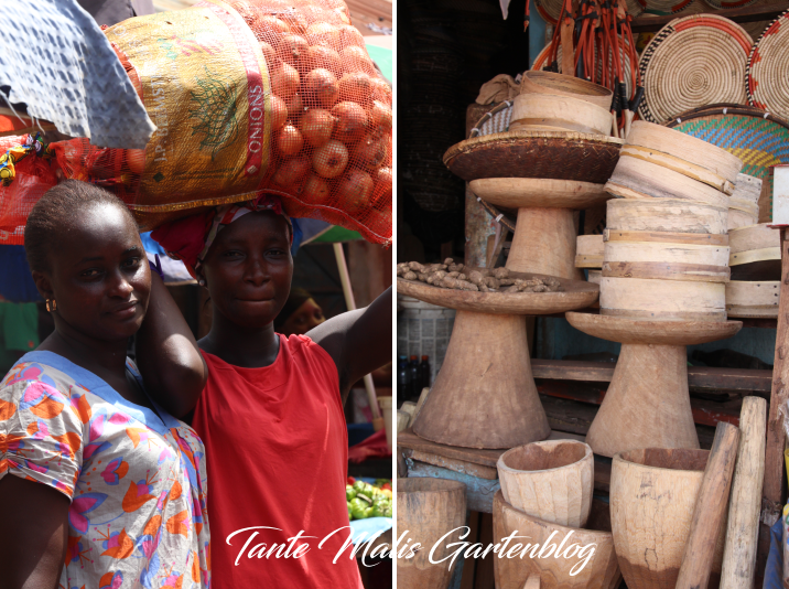 Guinea Bissau Markt
