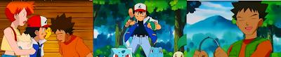 Pokemon Capitulo 36 Temporada 4 Enfermedad Deslumbrante