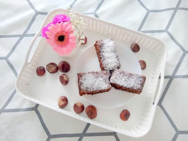 Ciasto marchewkowe w wersji fit bez użycia miksera