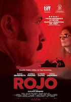 Estrenos en España 2 Agosto 2019. Rojo