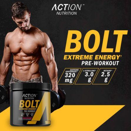 Bolt Extreme Energy - Pre Entreno