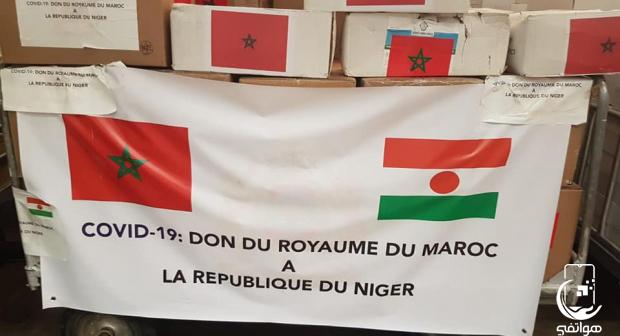 المغرب يرسال مساعدات طبية لـ15 بلدا إفريقيا لمواجهة كورونا