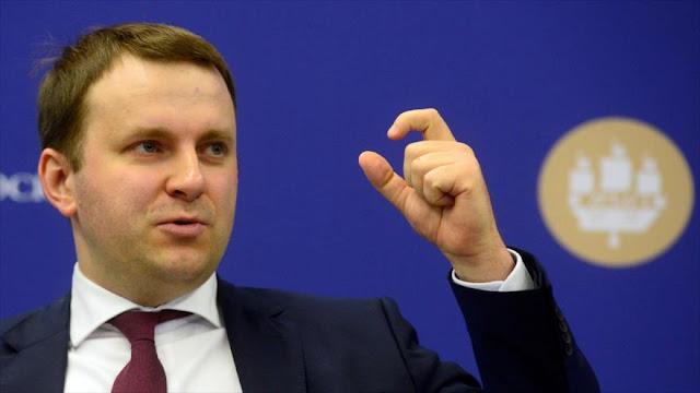 Rusia desdolarizará su economía tras sanciones de EEUU
