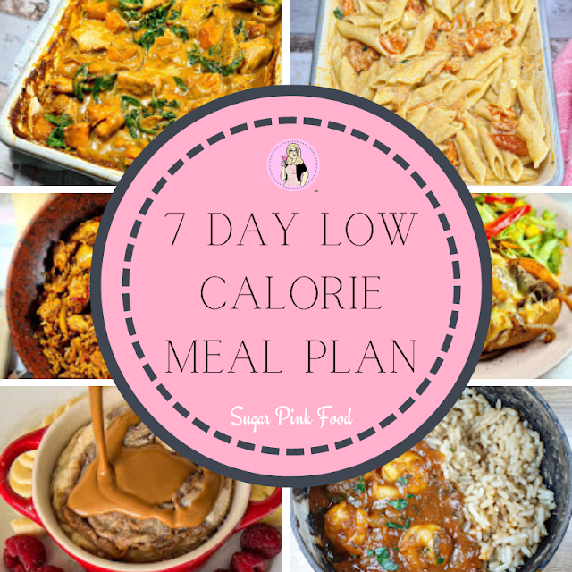 low calorie meal plan 7 day meal plan healthy eating