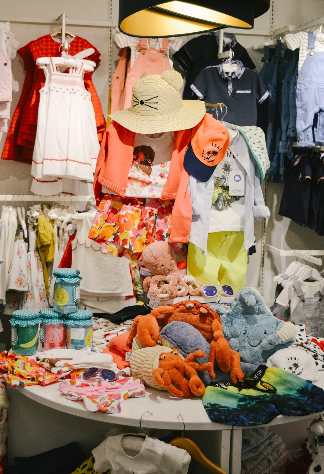 The Owl & The Pussycat Stockbridge Childrens Fashion Boutique