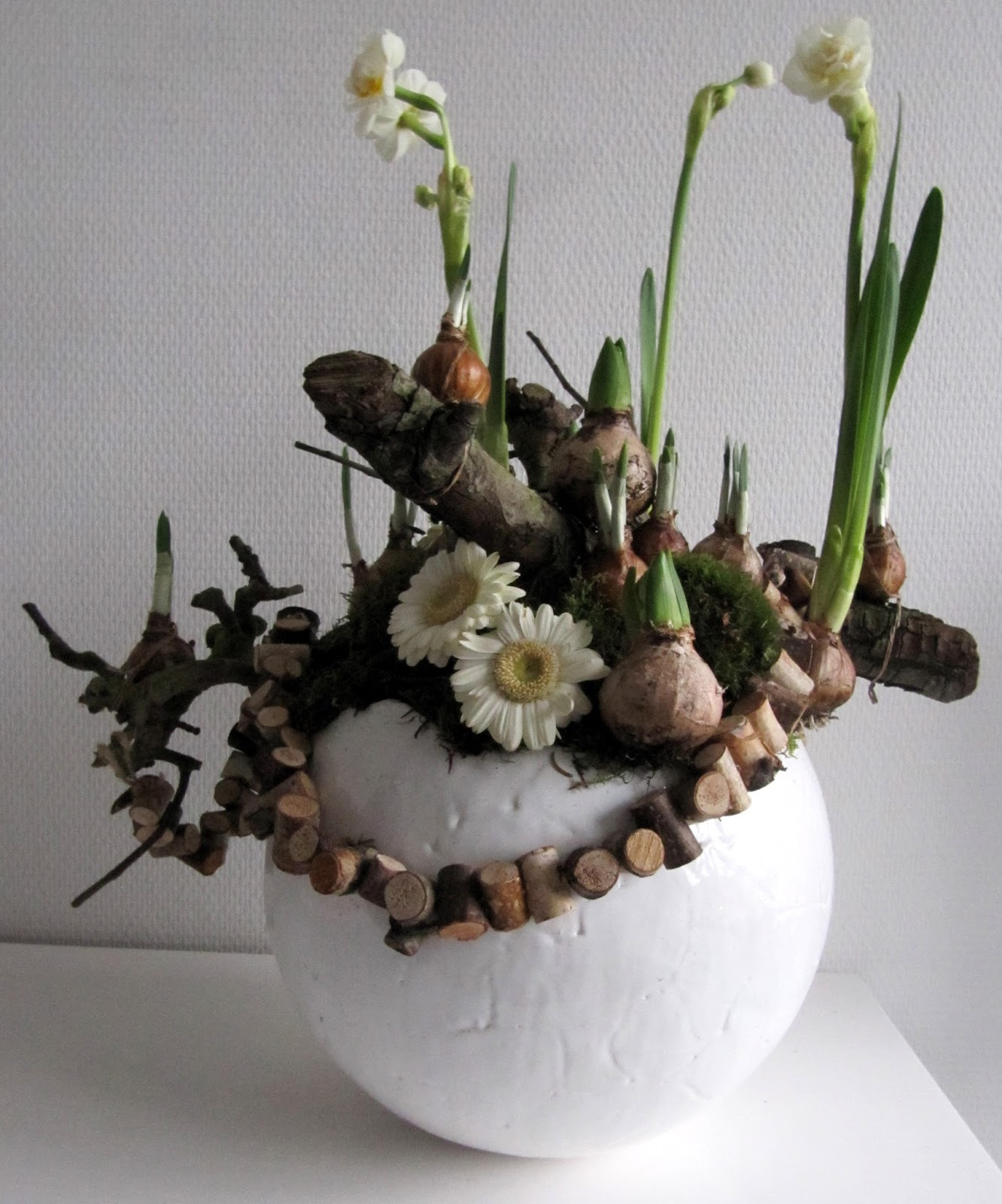 Van bloem tot kraal