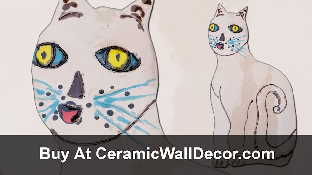Cat wall decor for cat lovers