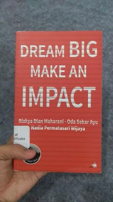 Dream Big Make An Impact - Andy F Noya
