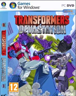 Transformers Devastation + DLc PC [Full] Español [MEGA]