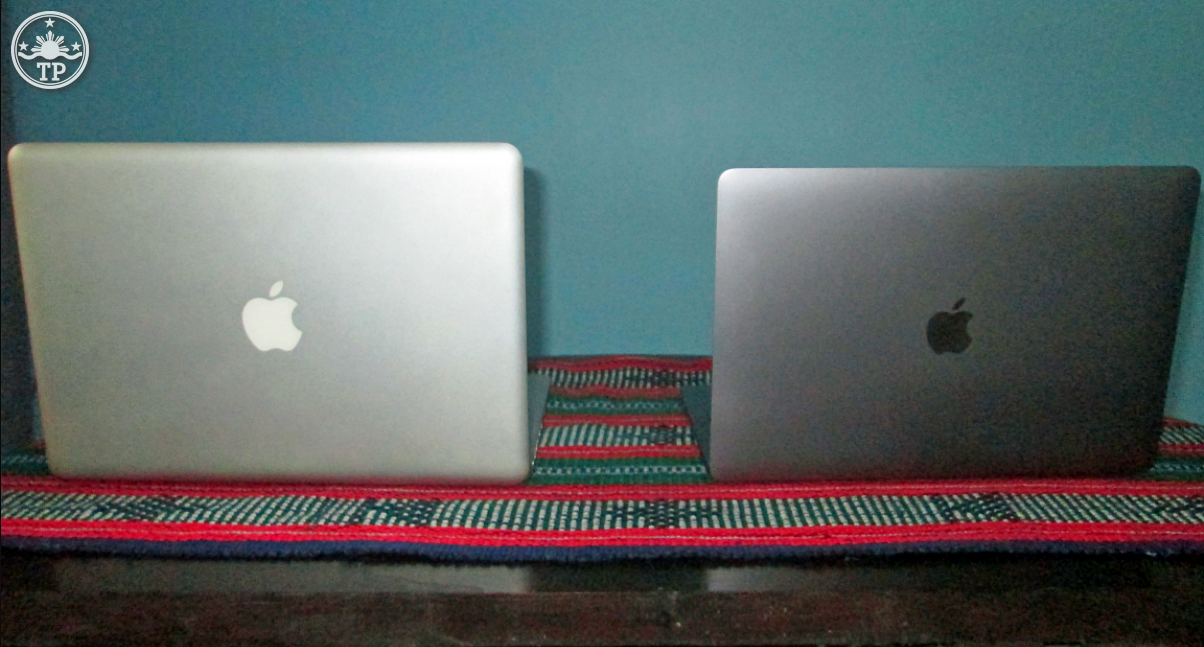 2010 Apple Macbook Pro vs 2020 Apple Macbook Air M1