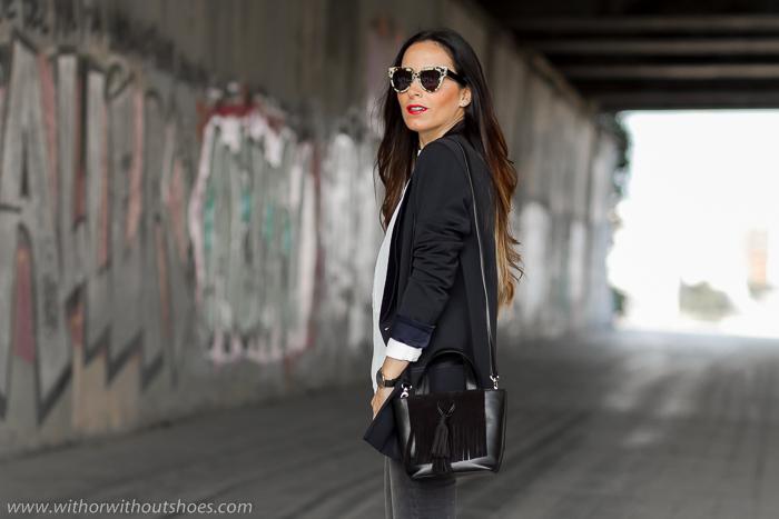 blogger influencer de moda belleza lifestyle valenciana con looks bonitos con prendas nueva coleccion de Zara