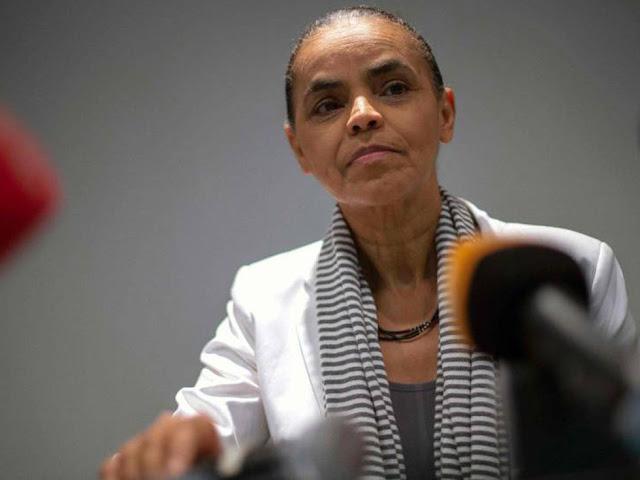Marina Silva diz que oposição tem que lutar por Auxílio de R$ 600