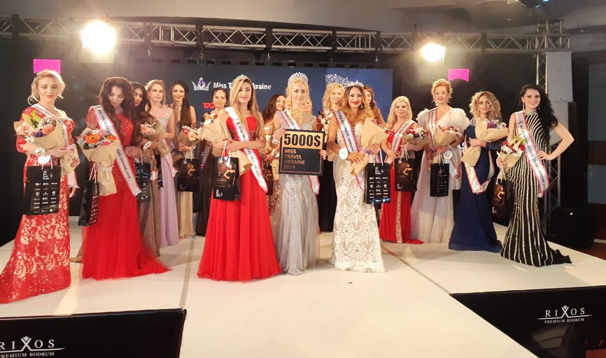 Miss Travel Ukraine 2019: определена главная красавица