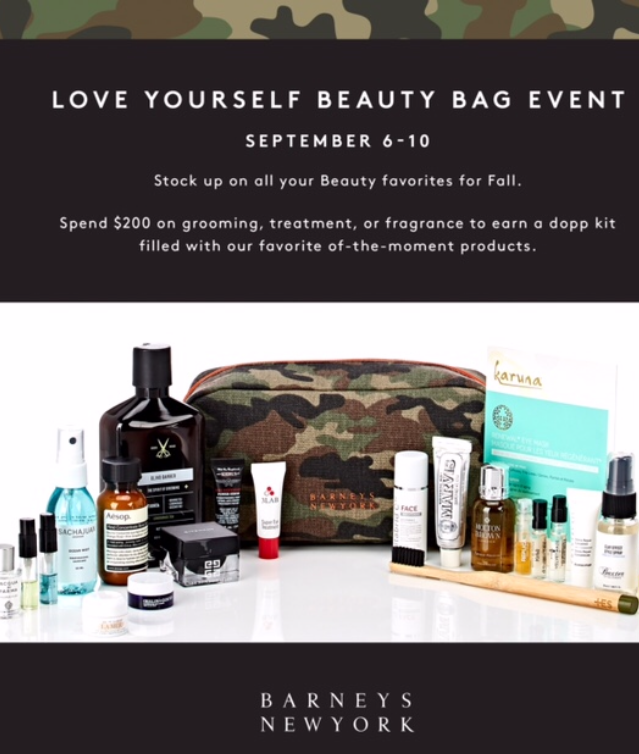 918015325114 lola s secret beauty blog  Barneys New York LOVE YOURSELF Bag Event ...
