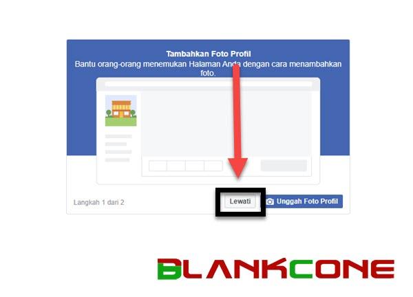 cara daftar fanspage facebook lewati