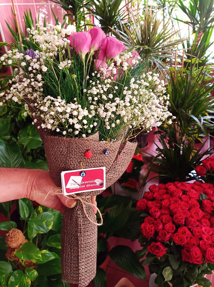 Ankara Ulus Onur Çiçekçilik
