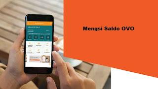 Cara mengisi saldo Ovo melalui aplikasi danamon mobile banking