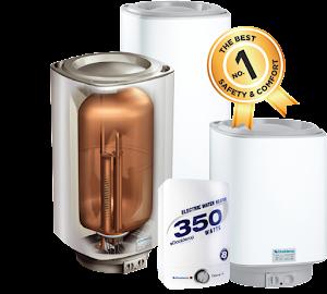 Jual Daalderop Electric Water Heater/Pemanas Air