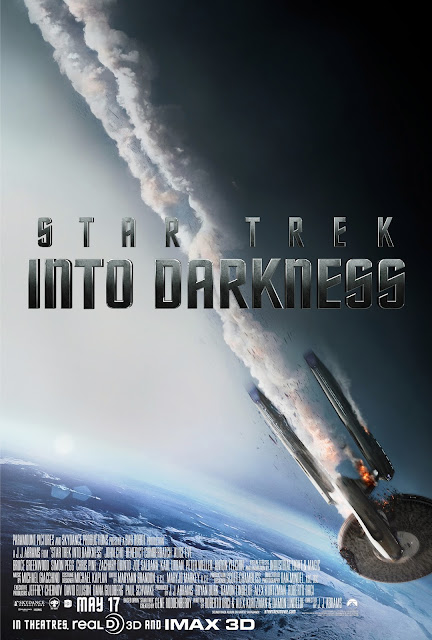 Star Trek Into Darkness, Poster, Directed by J. J. Abrams