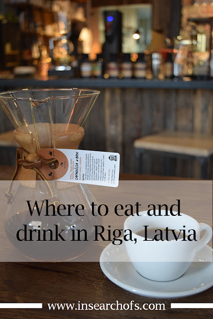 Where To Eat And Drink In Riga, Latvia