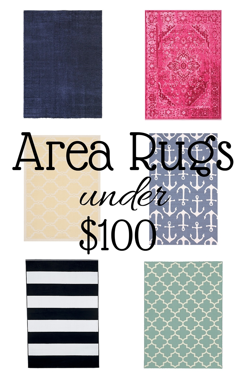 Affordable Area Rugs Under 100 Sugar Spice And Sparkle