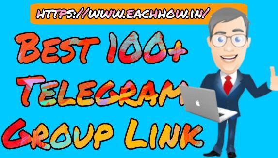 Best 180+ Telegram Group Link