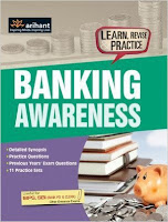 Banking Awareness by Arihant: Best books for ibps bank exam
