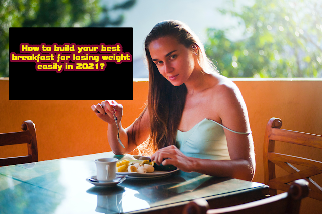 best breakfast for losing weight easily