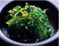 Nutritional contents of sea kelp