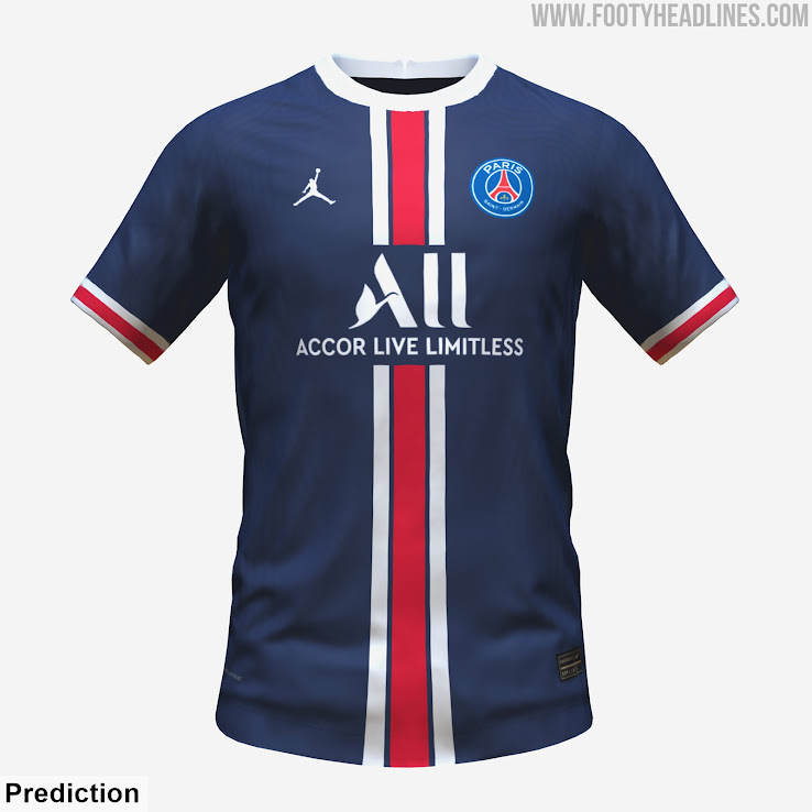 jordan paris saint germain 21 22 home
