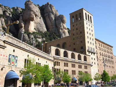Montserrat Monastery and Sanctuary in Catalonia