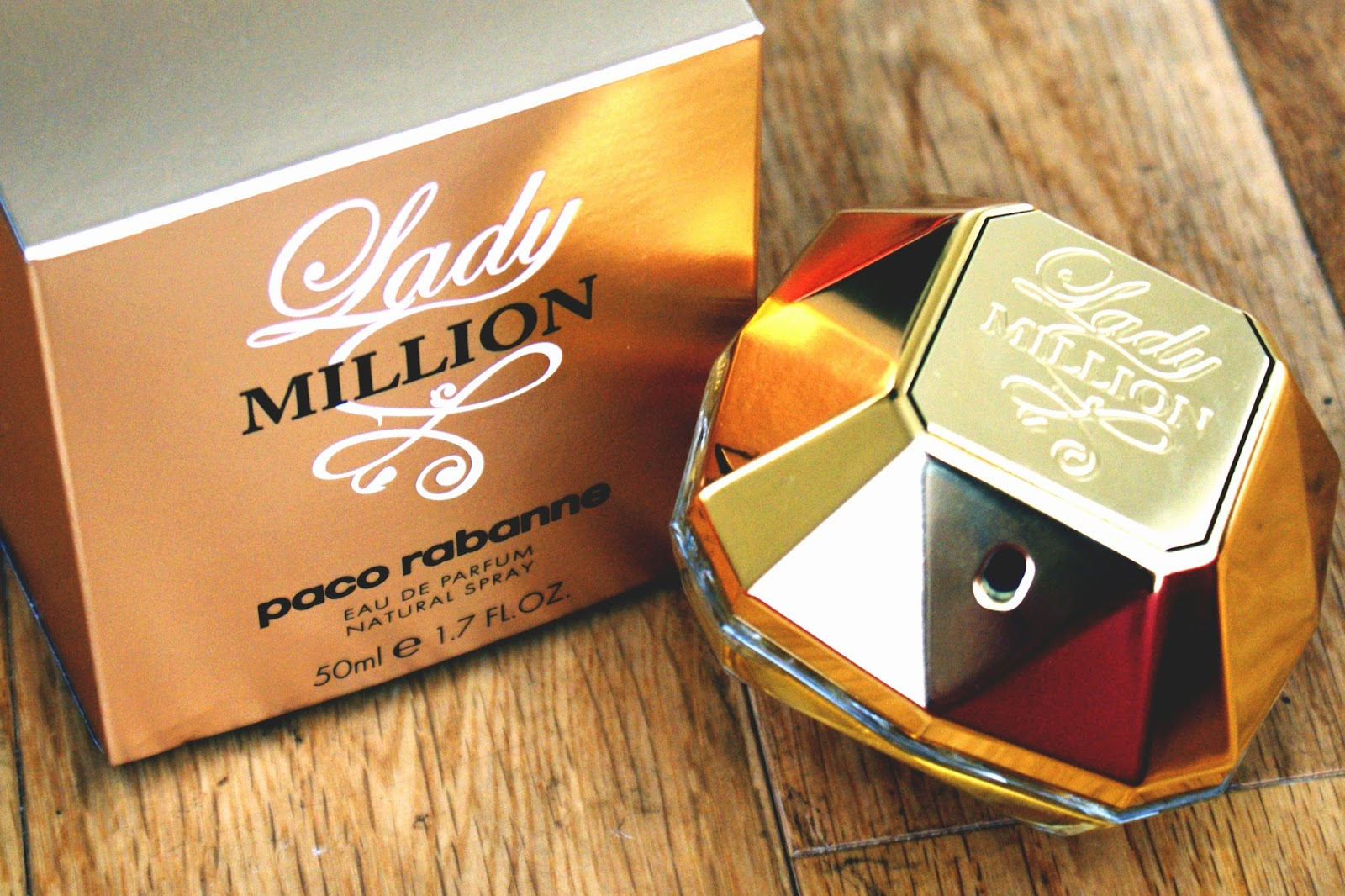 Missauc Paco Rabanne Lady Million Perfume