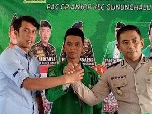 Melalui Konferancab, Saeful Mutadin Terpilih Jadi Ketua GP Ansor Gununghalu