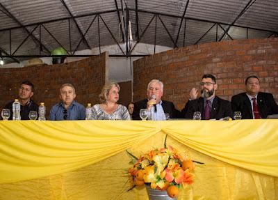Audiência pública para implantação da coleta seletiva é realizada em Sairé