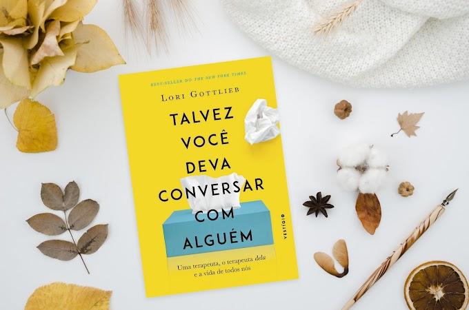 Talvez Você Deva Conversar com Alguém | Lori Gottlieb